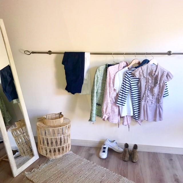 Défi plus de tenues avec moins de vêtements