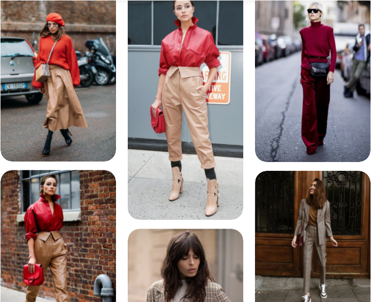 Tendance mode Automne-Hiver 2020