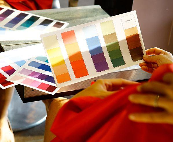 Conseil en image - L'analyse colorimétrique est l'étude de la couleur