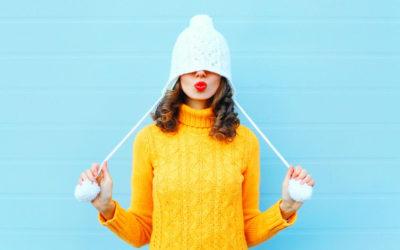 Comment être féminine et confortable sans effort, même en hiver !