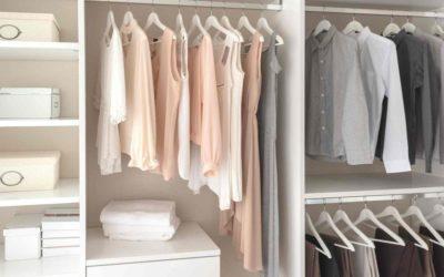 Garde-robe minimaliste : par où commencer ?