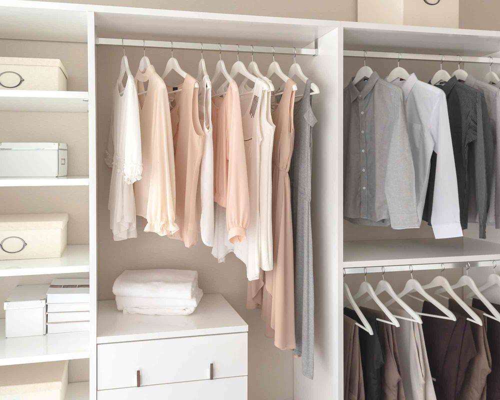 dressing minimaliste