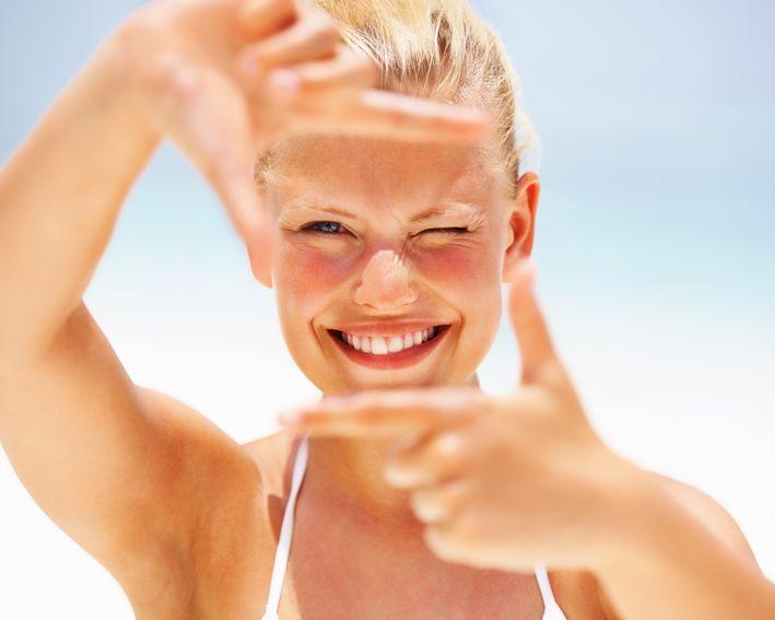 Mes 5 conseils pour avoir une jolie peau en été